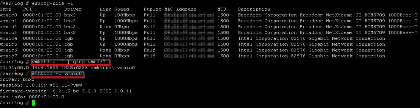 Injecting Async drivers into a VMware ESXi 6 ISO